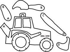 Image result for make a digger activity'