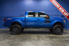 2013 Ford F-150 FX4 4x4 Ecoboost Truck with BRAND NEW LIFT For Sale at Northwest Motorsport! #nwmsrocks #liftedtrucks #ecoboost #fordtrucks