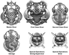 deep sea diver - Google Search