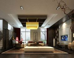 Asian Interior Design Chinese Zen Inspiration Living Rooms Room Styles Luxury