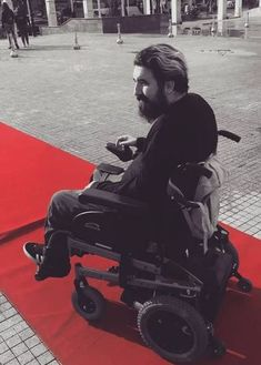 Teodor is a C4 quadriplegic and law university graduate from North Macedonia and shares his story. Quadriplegic, Go Kart Racing, Constitutional Law, Spinal Cord Injury, Different Sports, One Summer, The Thing Is, Judo, Physical Activities