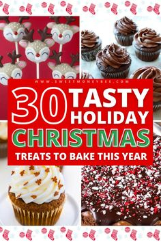 Christmas Desserts Easy, Christmas Cake Pops, Christmas Dishes, Xmas Food, Christmas Foods, Christmas Sweets, Christmas Cooking, Holiday Foods, Christmas Candy