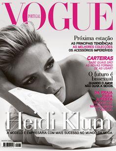 Vogue Portugal #82: Agosto de 2009