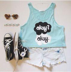 Image via We Heart It https://weheartit.com/entry/163592828 #couple #cute #fashion #girl #kawaii #love #outfit #teen