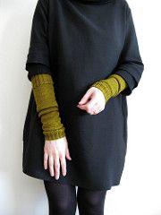 Ravelry: mustaavillaa's Sleeves