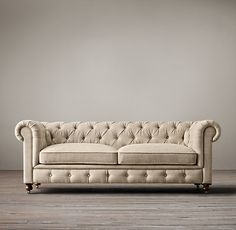 Restoration Hardware Kensington Upholstered Sofa