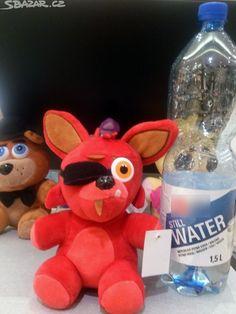 fnaf Prodám Freddy, Fredy, Foxy hračky - obrázek číslo 1