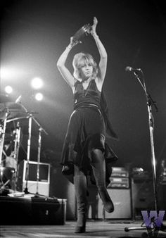 I long to be as cool as Stevie Nicks.