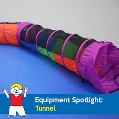 The Tunnel is like a big hug to kids who have special needs, especially those… Sensory Equipment, Play Equipment, Simply Learning, Fun Learning, 504 Plan, Pediatric Ot, Music And Movement, Learning Styles, Big Hugs