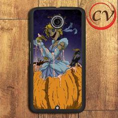 Cinderella Halloween Nexus 5,Nexus 6,Nexus 7 Case