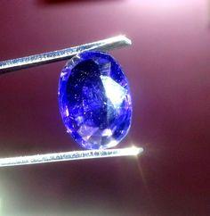 Iolite Neelie 3.44 Carat   AstroKapoor.com. #iolite #gemstones #likes