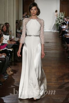 Brides.com: Jenny Packham - 2013. Gown by Jenny Packham  See more Jenny Packham wedding dresses in our gallery.