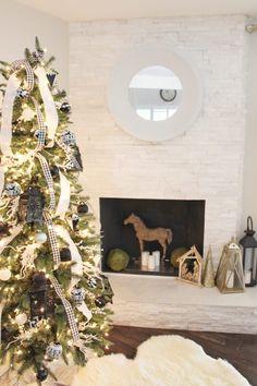 Simple Christmas Tre