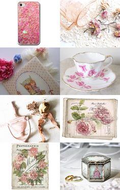 Pink Thursday by Debra on Etsy--Pinned with TreasuryPin.com