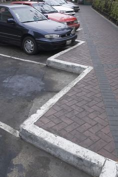 Car Idling - parked