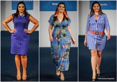 Curvalicious!  Just because your curvy doesn't mean you can't wear what's on trend. Here are some women owning their curves and looking fabulous xxx SWB