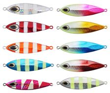 1500+ Lead jig modes,from 40g to 300g, Quick expend expand your fishing lures product lines