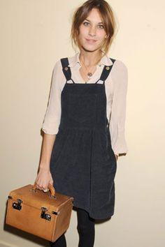 Precioso el bolso y el vestido