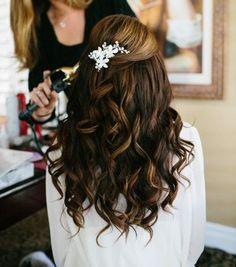 Tremendous Long Hair Hair And Prom Hairstyles On Pinterest Short Hairstyles For Black Women Fulllsitofus