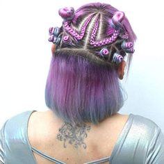 Bantu Knot Hairstyles, Protective Hairstyles, Twist Bun, Hair Knot, Pinterest Hair, Hair Inspiration, Knots, Natural Hair Styles, Braids