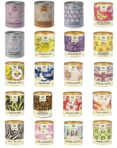 Whittards instant #tea is quite a collection #packaging PD