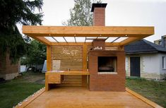 Pergola For Car Parking Pergola On The Roof, Metal Pergola, Backyard Pergola, Pergola Shade, Patio Roof, Pergola Plans, Pergola Kits, Backyard Landscaping, Pergola Ideas