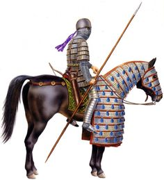 "0200 - 0299 ""Sassanid cataphract, third century"""