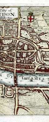 Fabulous collection of high-res Old London maps
