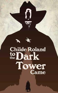 The Gunslinger : Dark Towers Stephen King Inspired by FADEGrafix