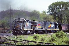RailPictures.Net Photo: SBD 6286 Seaboard System EMD GP38 at Artemus, Kentucky by Ron Flanary