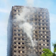 The devastating fire at London& Grenfell Tower has highlighted the widespread neglect of the UK& residential high-rises, says Owen Hatherley Amazing Architecture, Architecture Design, High Rise Building, Political Art, A Level Art, Fire Safety, Cool Landscapes, Brutalist, Best Location