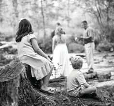 Click for more from this intimate Tri-Cities wedding next to the river, photographed by Kadees Approach Photography! | The Pink Bride www.thepinkbride.com