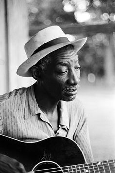 Scott Dunbar, 1904-1994. An obscure Mississippi blues artist who came to light with a series of recordings on Fat Possum records in the 70's. Spent the last years of his life as a fishing guide...