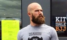 Are you prepared to achieve the highest levels of manliness? The bald with beard look is the best way to level up your style!