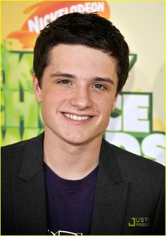 josh hutcherson kids choice awards 02