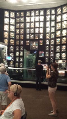 MEMPHIS, TN: One of the King's trophy rooms