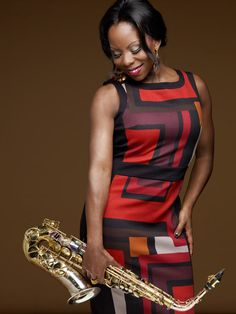 Tia Fuller will be performing at Market Theatre at the 2013 Standard Bank Joy of Jazz event.