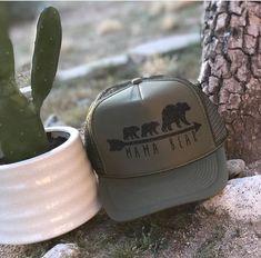 Mom Tribe 💗 Mother's Day Custom Hat #truckerhat #hat #custom #mom #mothersday #2018 #deserthillsboutique #dhb @deserthillsboutique Etsy.me/2C827ZL