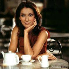 A spot of tea? Celine Dion, Quebec, Nespresso, Starbucks, Coffee Girl, Ryan Gosling, Look At You, David Bowie, Drinking Tea