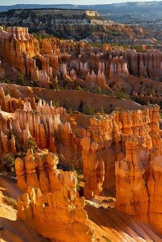 Top 27 Places In The U.S. That Foreigners Are Craziest About Visiting.  Bryce Canyon, Utah