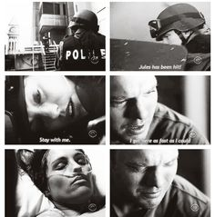 Flashpoint ~ Season 1, Episode: Between Heartbeats ~ I cry so much during this show