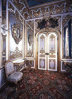 Linderhof Castle ~ Oberammergau ~ Bavaria ~ Germany ~ The Lilac Cabinet