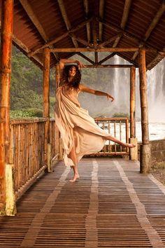 I hope you dance....through life...