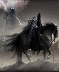 Headless Horseman Glitter Graphics Gothic Gifs Ghosts Bruges Goth