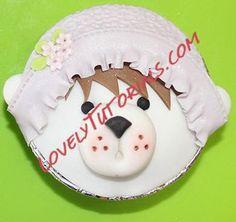 Bear Cupcakes Tutorials