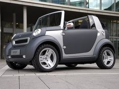 Top 20 Cutest Cars Ever Made. #5 is the cutest thing I've ever seen. EPIC. - grabberwocky
