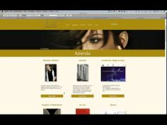 The new website realized by Eclipse srl for Maria De Toni srl - using new Parallax scrolling technique. Eclipse Book