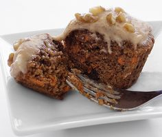 Paleo-Fiendly Carrot Cake Cupcakes Recipe | Paleo Newbie