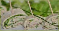 Wraps, ricotta, thon, curry : Etape 4