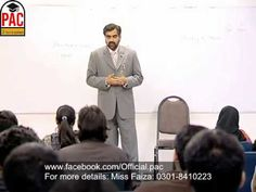 CA and ACCA Examination Techniques part 2 - CA in Lahore